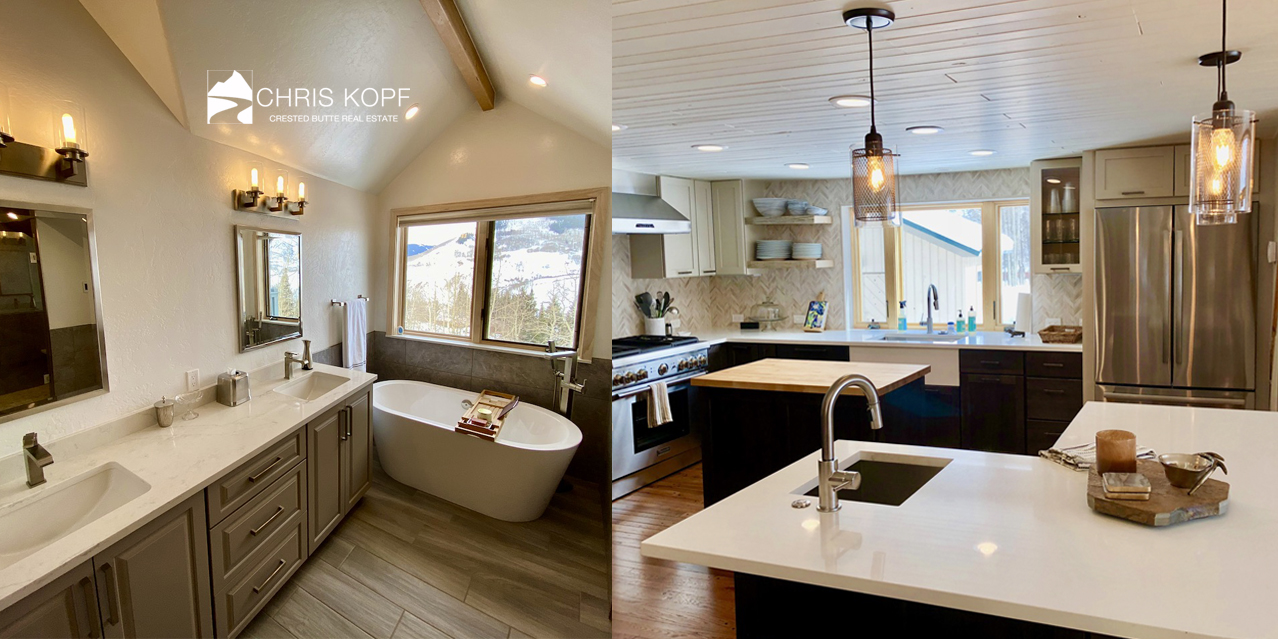 Crested Butte Luxury home