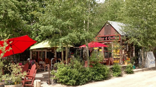 Grab A Cup Of Coffee In Crested Butte