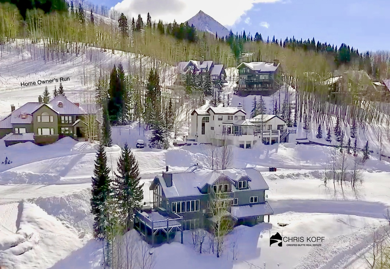 Just Sold Luxury Home Mt. Crested Butte