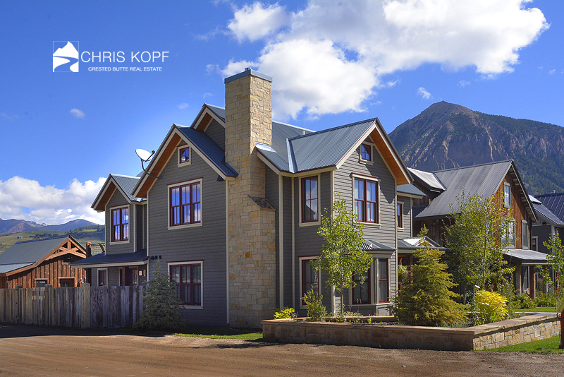 New Listing 809 Elk Avenue Crested Butte