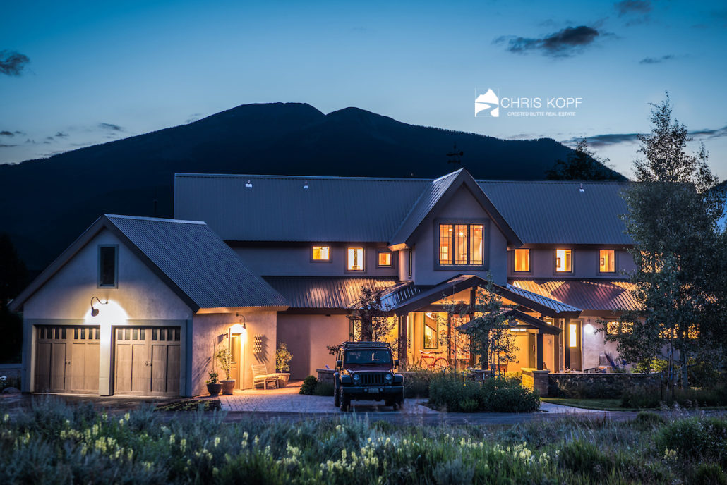 New Listing 167 E Silver Sage Crested Butte