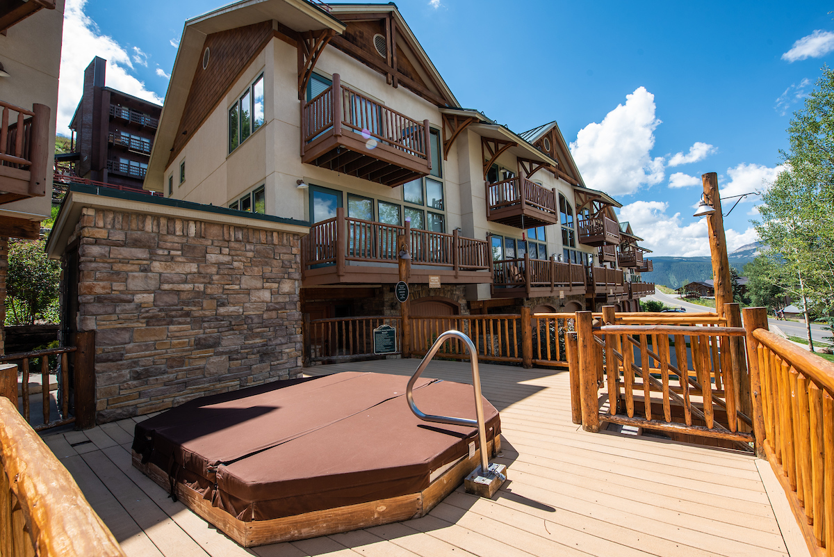 Crested Butte Townhome For Sale