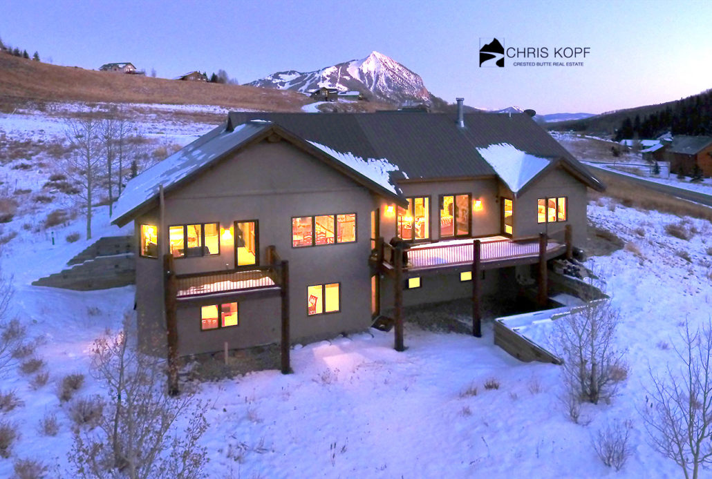 JUST SOLD 95 Willow Lane Crested Butte