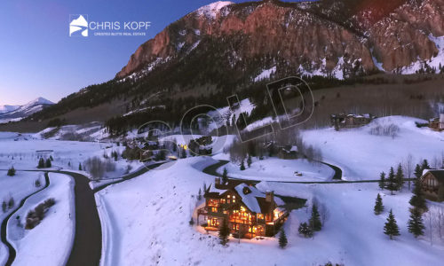 SOLD Luxury Crested Butte Home