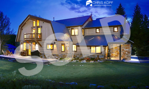 Sold Crested Butte Home 98 Slate Lane