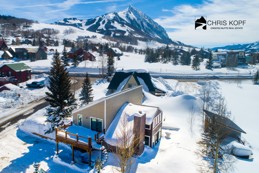 New Listing 64 Paradise Mt Crested Butte