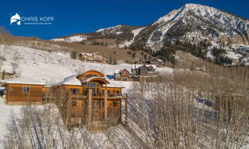 Sold 4 Peakview Mt Crested Butte