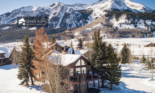 New Listing 98 Powderview Drive Crested Butte