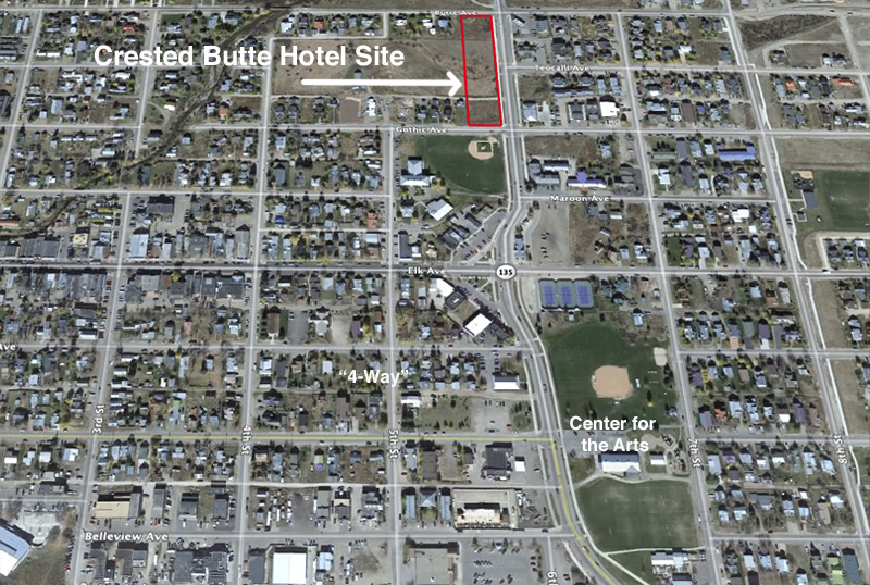 Downtown Crested Butte Land Sold $5.5M
