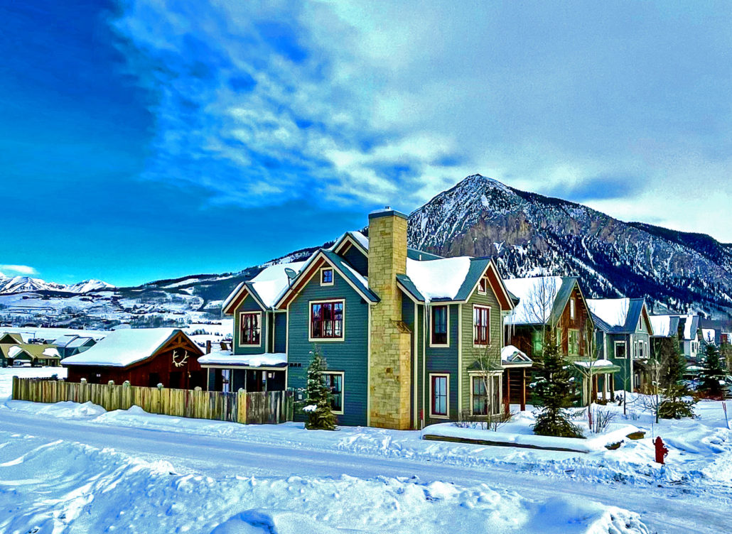 New Luxury Listing Downtown Crested Butte