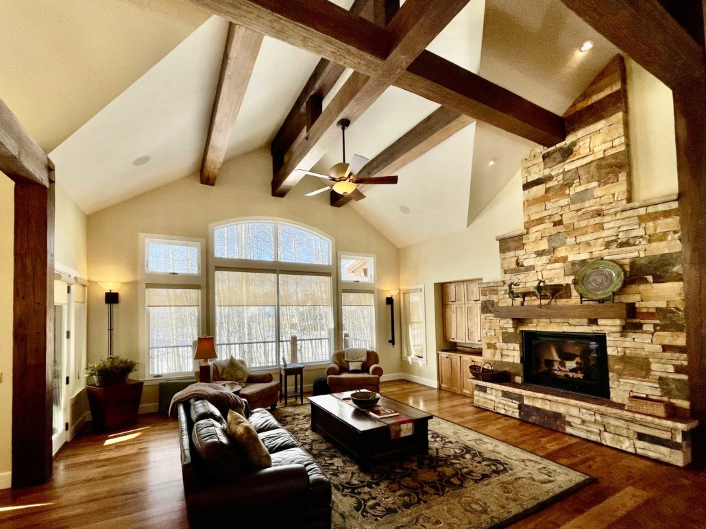 701 Forest Lane, Sold Luxury Crested Butte Home Skyland