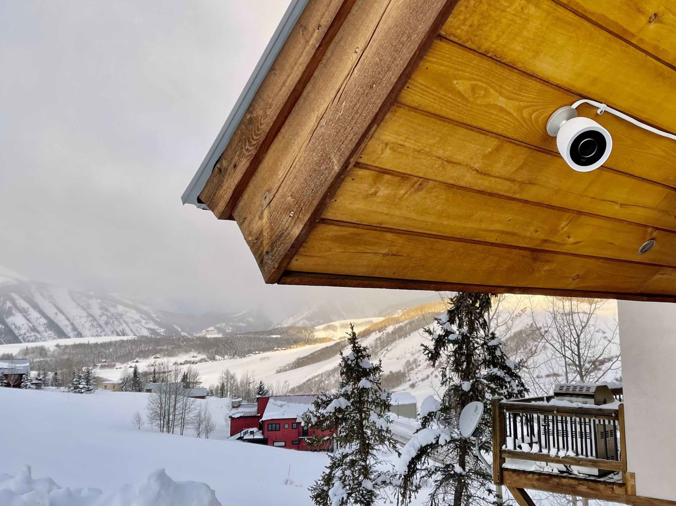 Surveillance Devices in Crested Butte Homes