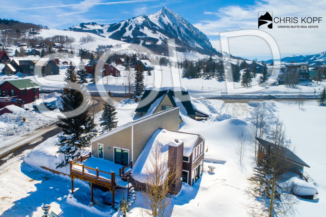 SOLD 64 Paradise Mt Crested Butte